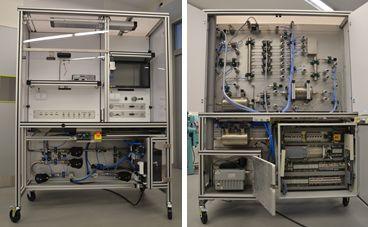 Bosch laboratorni stanice