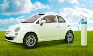 Electric car digital quality inspection